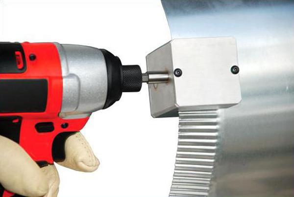 Hvac Duct Tools : Hvac charts turbo crimpler large view